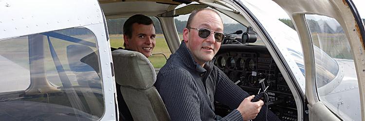 Peter & Martin